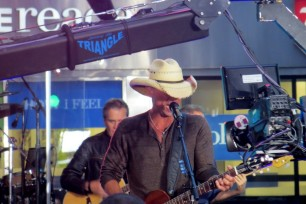 Kenny Chesney on The Today Show
