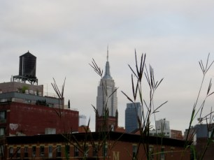 Do not miss this spot. See if you can line the Empire State Building up with a tower at the Theological Seminary.
