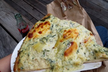 There is also an Artichoke Pizza near the High Line