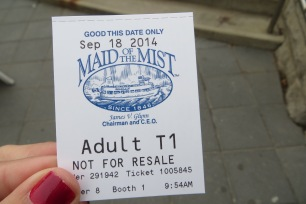 The best part is the Maid of the Mist ride.