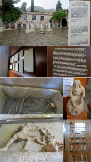 Museo Corinto