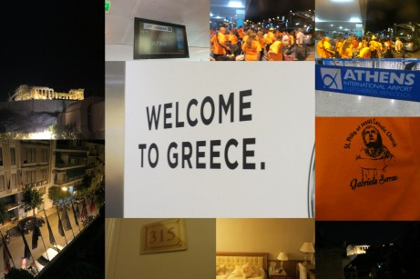 Trip To Greece and Rome