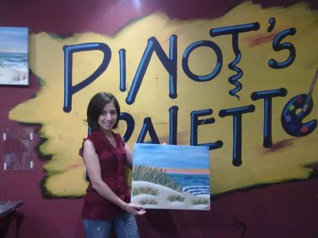 Pinot's Palette Houston