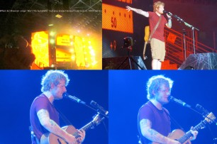 Ed Sheeran - Houston