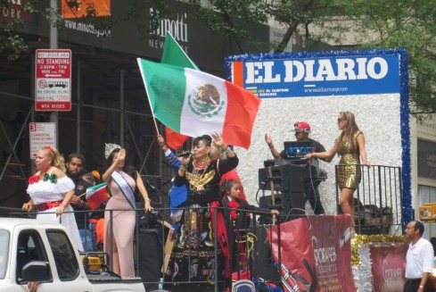 Mexican Day Parade - 2014 (31)