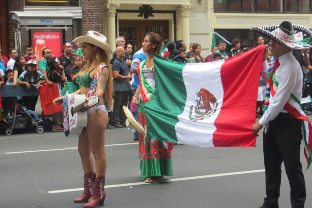 Mexican Day Parade - 2014 (57)