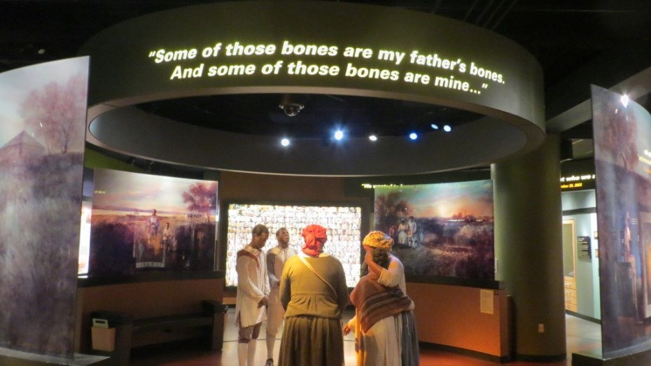 African Burial - New York (1)
