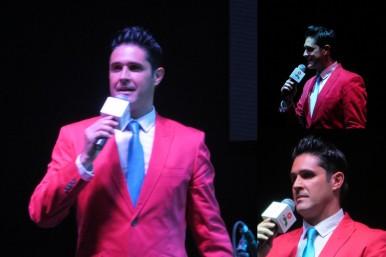 Rololfo Jimenez - Conductor del evento