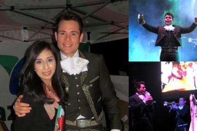 Mi foto con Erick Sandoval