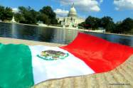 I was born in Mexico but now I love both countries
